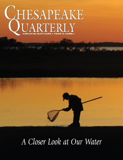 Cover: Chesapeake Quarterly Volume 18, Number 2
