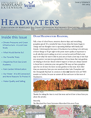 Front cover of Headwaters, Volume 6 Issue 3
