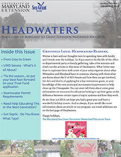 Headwaters volume 5 issue 4