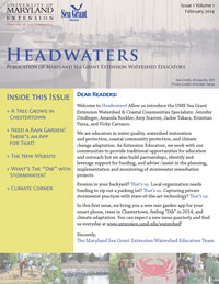 headwaters, v 1 iss 1