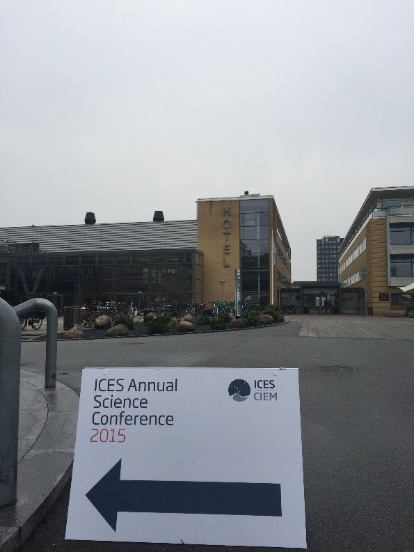 ICES Annual Science Conference 2015