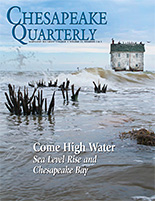 chesapeake quarterly v 13, n2-3 cover