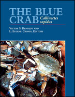 blue crab book cover