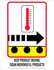 poster-keep produce moving