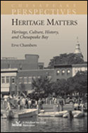 [cover of Chesapeake Perspectives: History Matters]