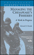 [cover of Chesapeake Perspectives: Managing Fisheries]