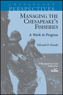 Chesapeake Perspectives Monograph series book covers