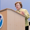 U.S. Senator Barbara Mikulski of Maryland