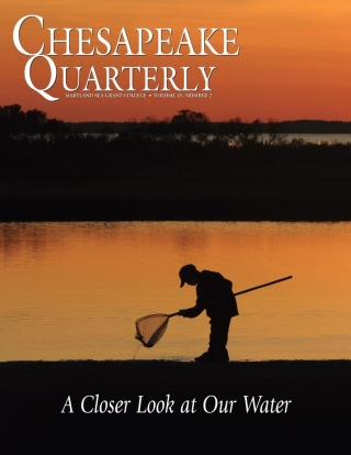 Chesapeake Quarterly cover v 18 n 2